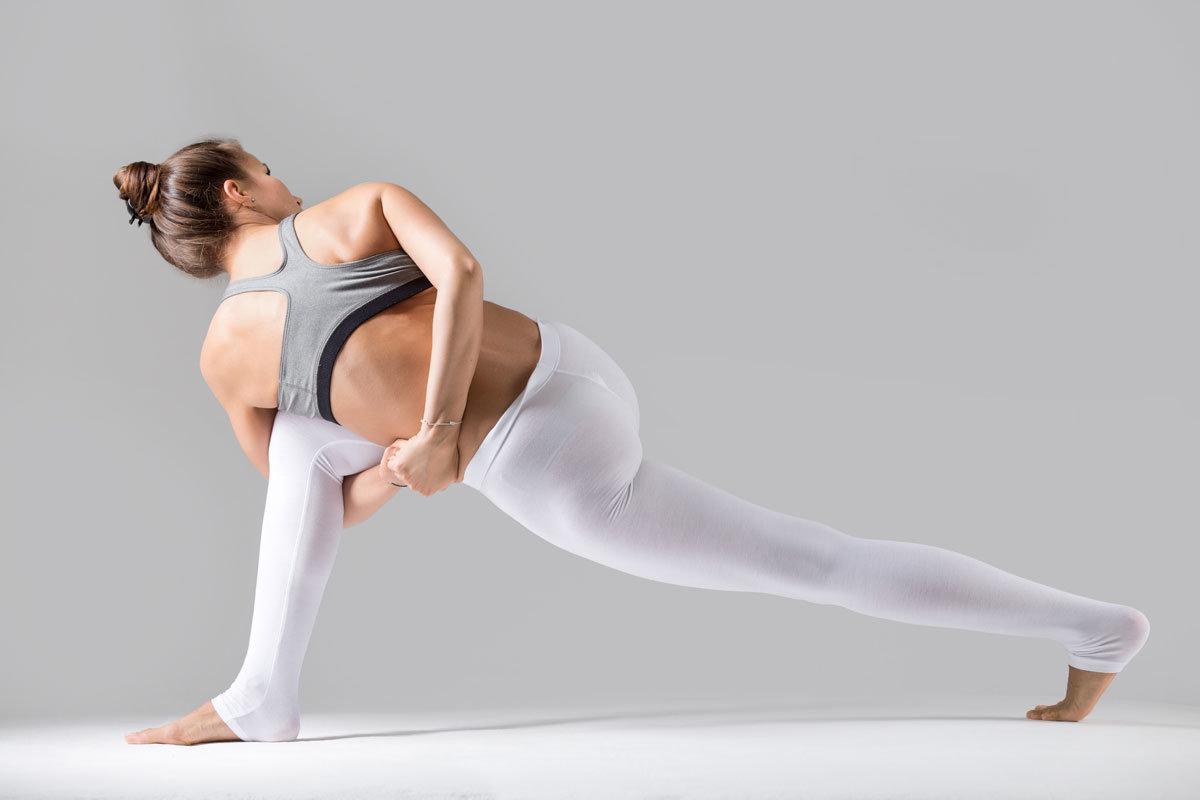 Yin Yoga voor Docenten