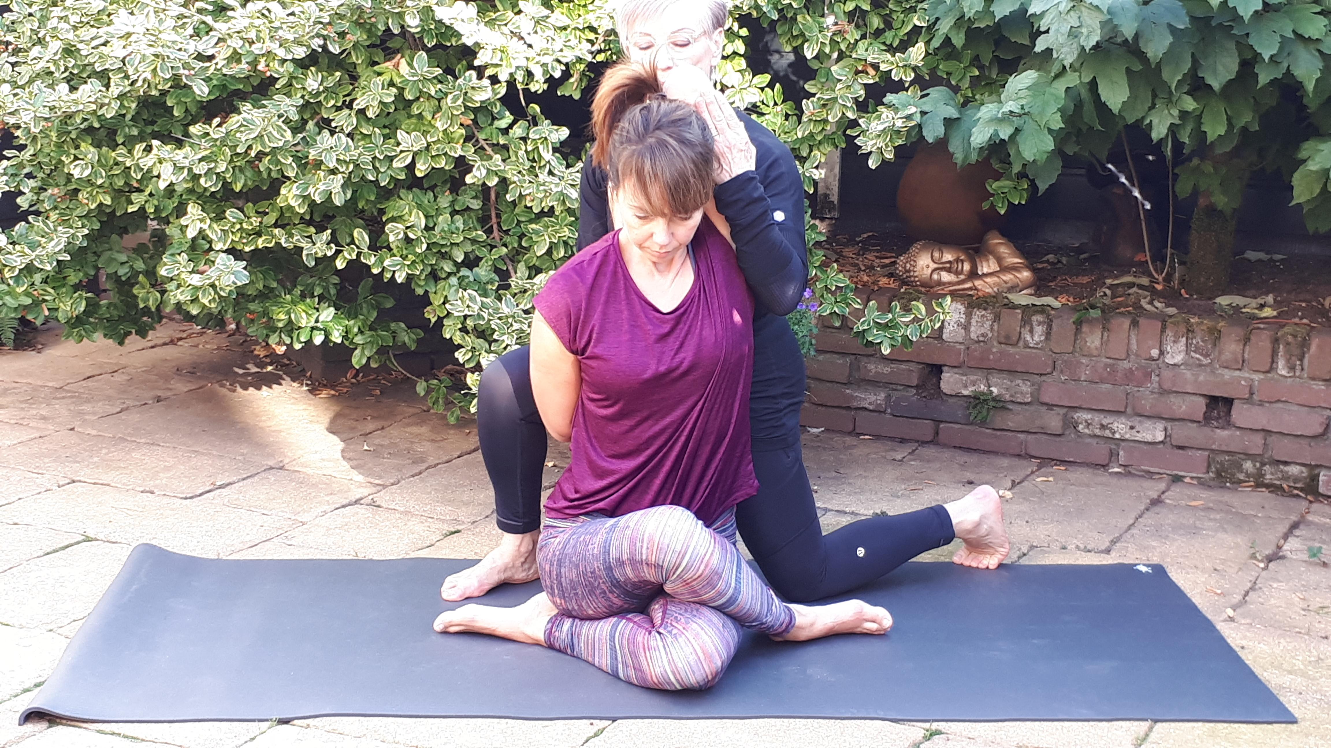Bijscholing Yin Yoga voor docenten